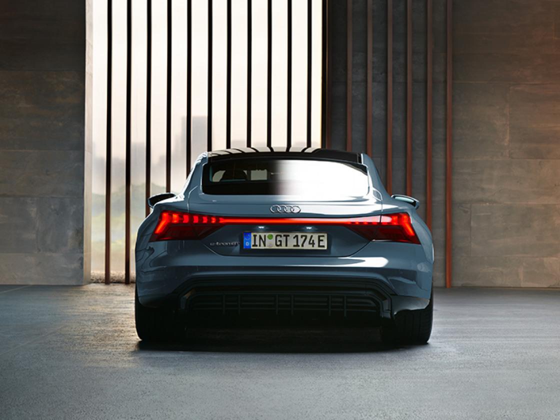 Audi e-tron GT afbeelding 2