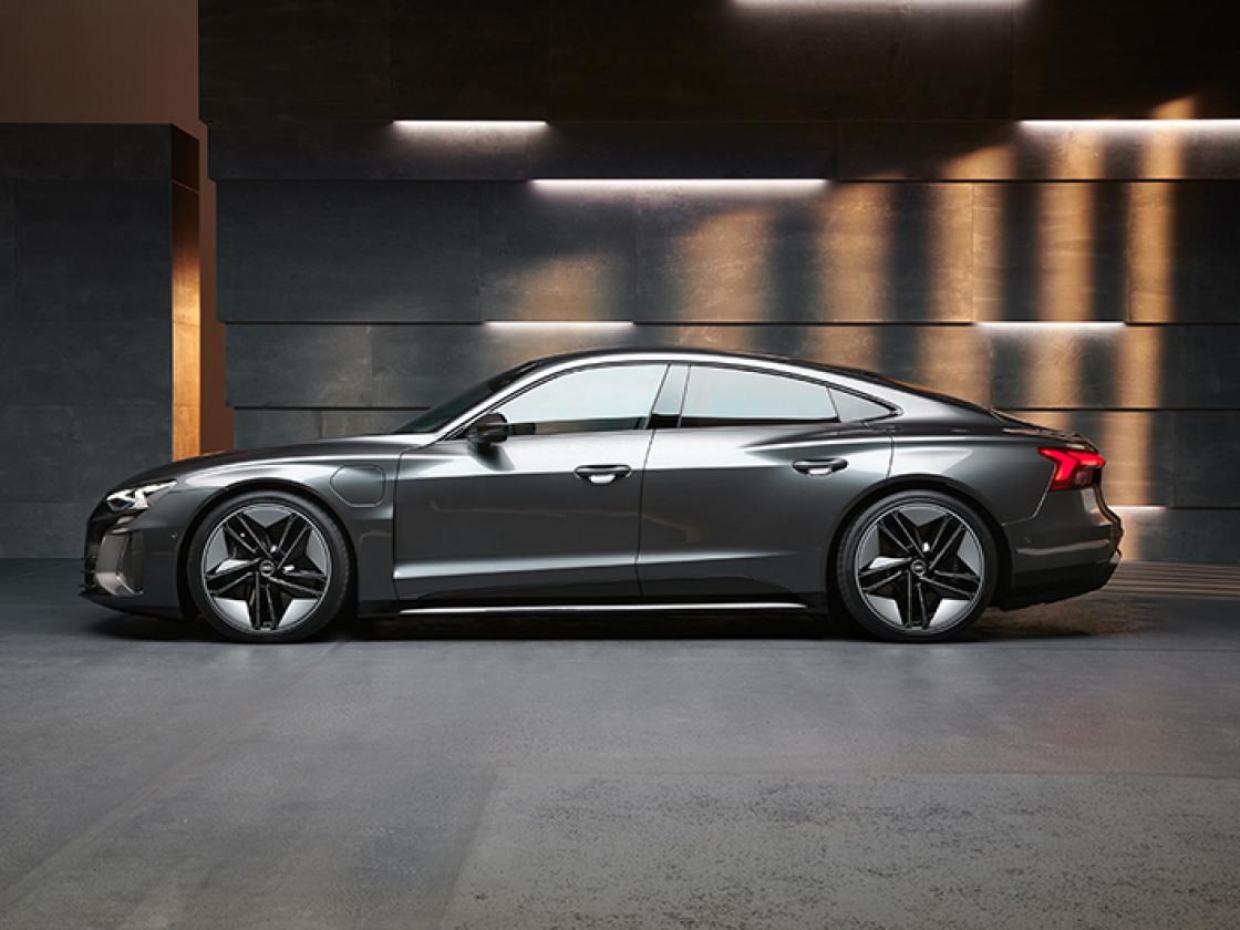 Audi e-tron GT afbeelding 3