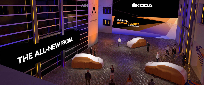ŠKODA_FABIA_wereldpremiere