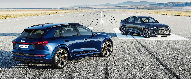 Audi e-tron quattro Audi e-tron Sportback inruilvoordeel