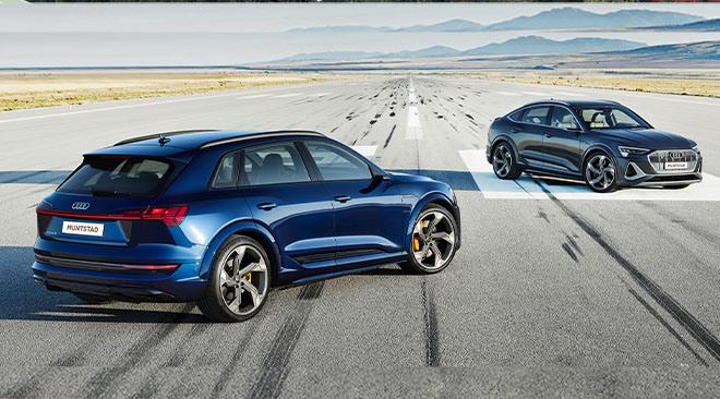 Audi e-tron quattro Audi e-tron Sportback inruilvoordeel taxonomie