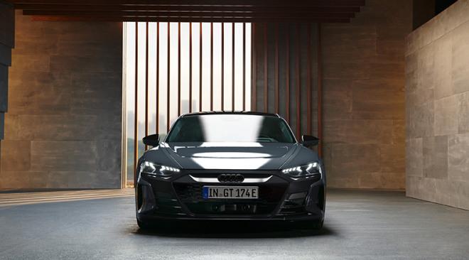 Audi e-tron GT afbeelding