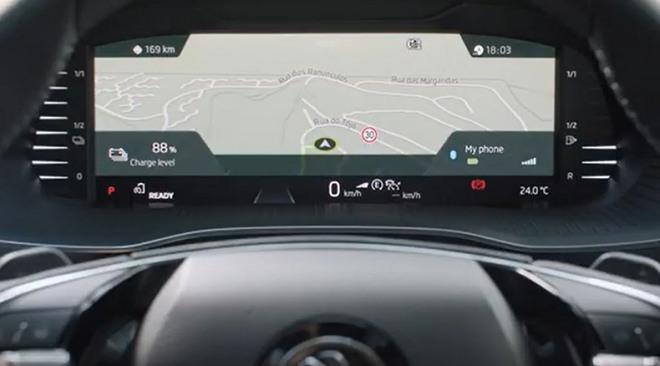 ŠKODA_Virtual Cockpit