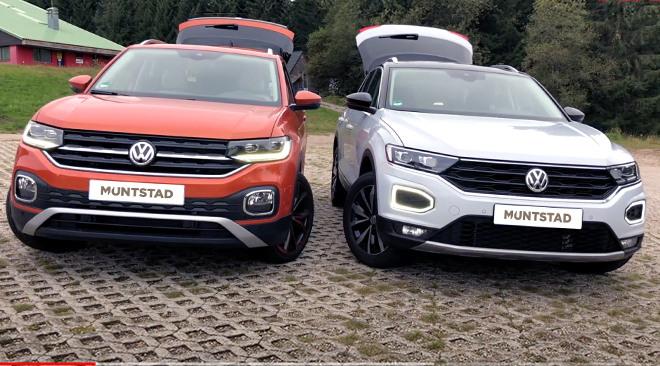 Volkswagen T-Cross & T-Roc inruilvoordeel taxonomie