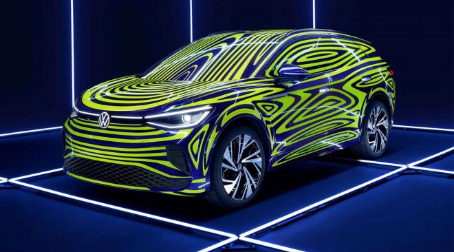 Volkswagen ID4 Teaser voorkant v1